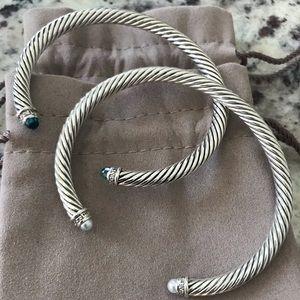 David Yurman bracelet bundle